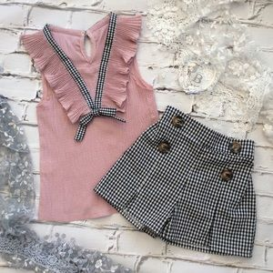 Other - Boutique Girls Trendy 2pc Outfit